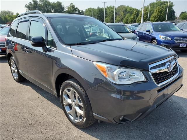 2016 Subaru Forester 2.5i Limited Package (Stk: 19S506A) in Whitby - Image 7 of 28