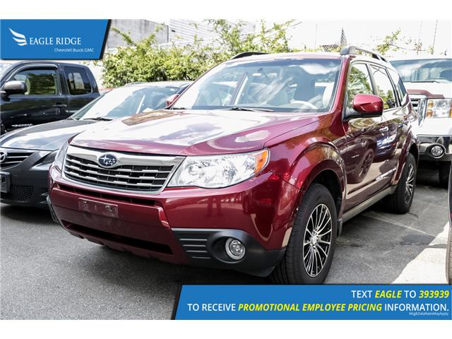 2010 Subaru Forester 2.5 X Limited Package (Stk: 109128) in Coquitlam - Image 1 of 3