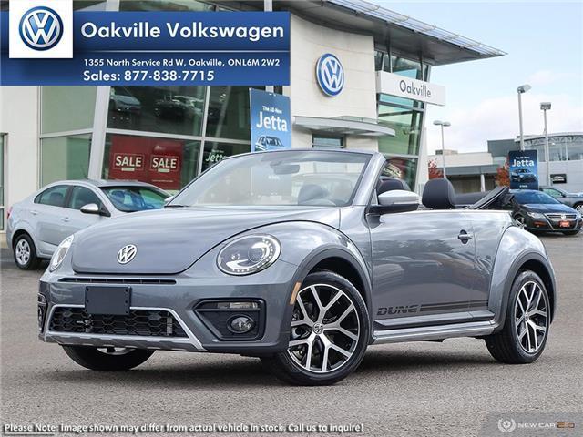 2019 Volkswagen Beetle 2.0 TSI Dune (Stk: 21439) in Oakville - Image 1 of 22