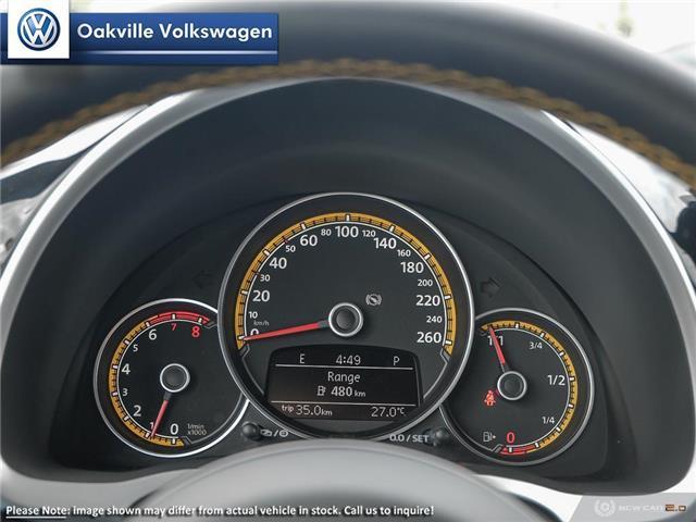2019 Volkswagen Beetle 2.0 TSI Dune (Stk: 21439) in Oakville - Image 14 of 22
