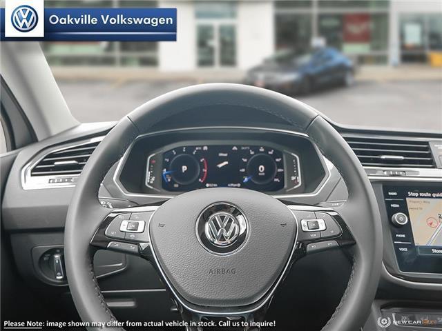 2019 Volkswagen Tiguan Highline (Stk: 21447) in Oakville - Image 13 of 23
