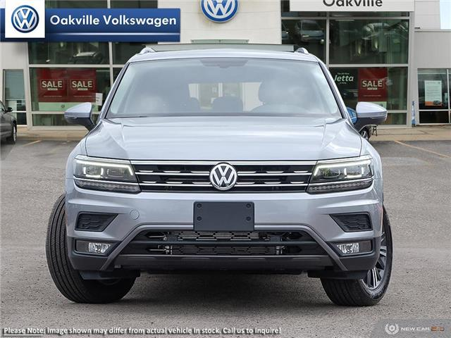 2019 Volkswagen Tiguan Highline (Stk: 21485) in Oakville - Image 2 of 23