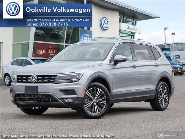 2019 Volkswagen Tiguan Highline (Stk: 21487) in Oakville - Image 1 of 23