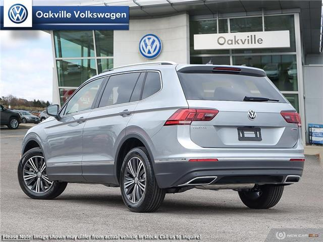 2019 Volkswagen Tiguan Highline (Stk: 21487) in Oakville - Image 4 of 23