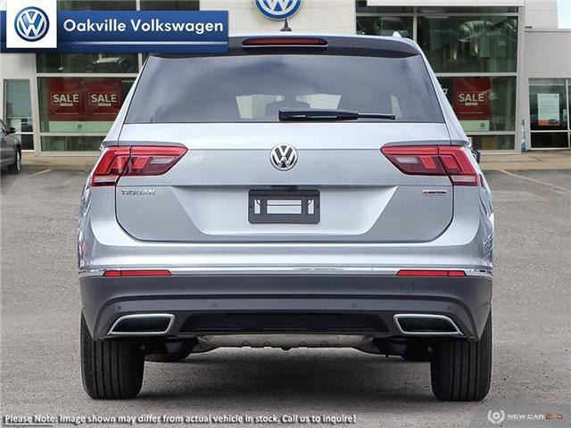 2019 Volkswagen Tiguan Highline (Stk: 21487) in Oakville - Image 5 of 23