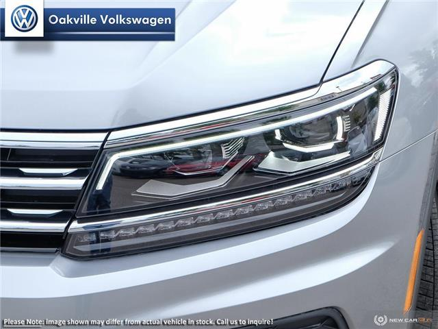 2019 Volkswagen Tiguan Highline (Stk: 21487) in Oakville - Image 10 of 23