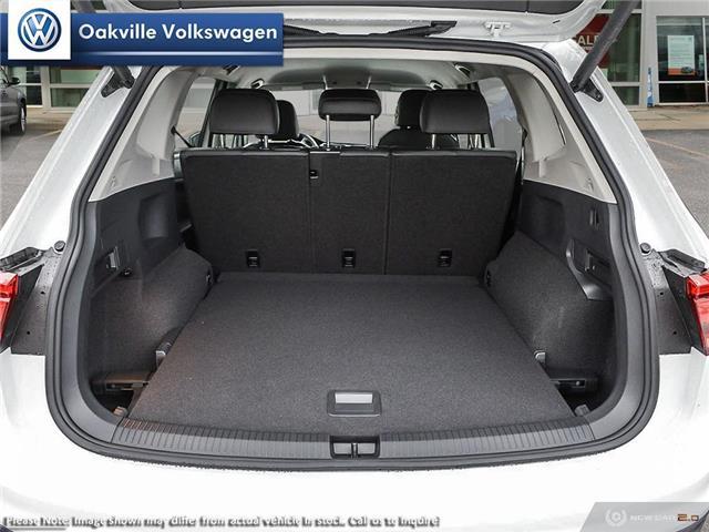 2019 Volkswagen Tiguan Comfortline (Stk: 21495) in Oakville - Image 7 of 23