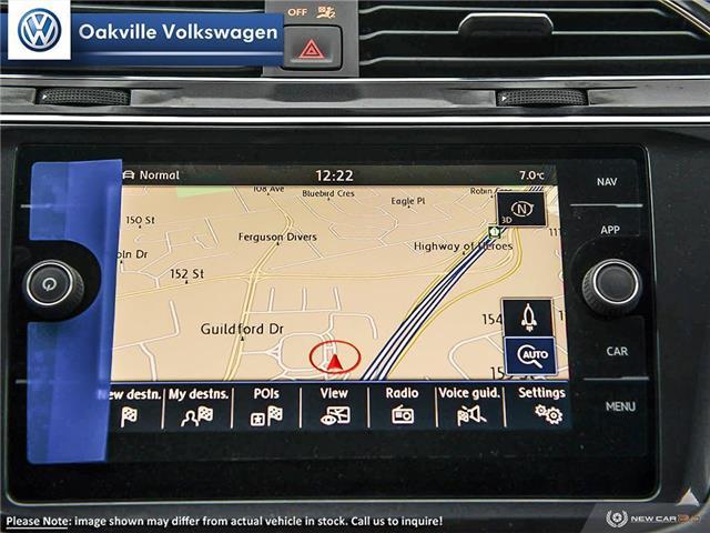 2019 Volkswagen Tiguan Comfortline (Stk: 21495) in Oakville - Image 18 of 23