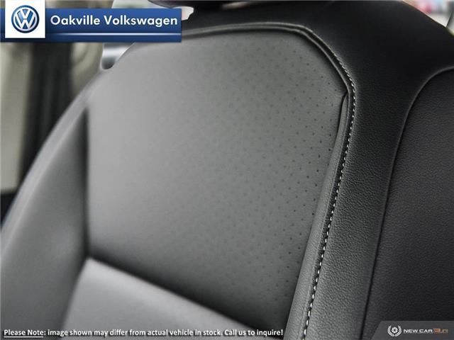 2019 Volkswagen Tiguan Comfortline (Stk: 21495) in Oakville - Image 20 of 23