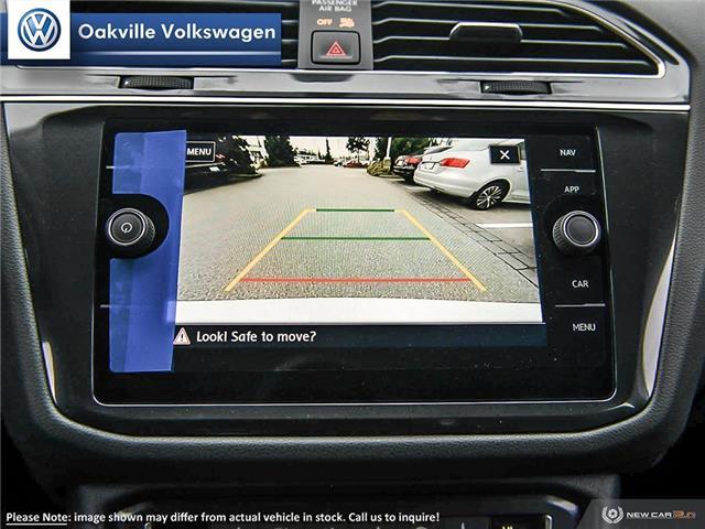 2019 Volkswagen Tiguan Comfortline (Stk: 21495) in Oakville - Image 23 of 23