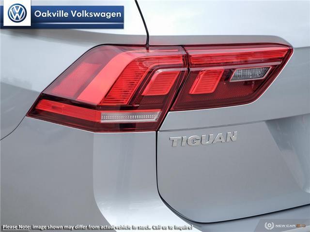 2019 Volkswagen Tiguan Highline (Stk: 21496) in Oakville - Image 11 of 23
