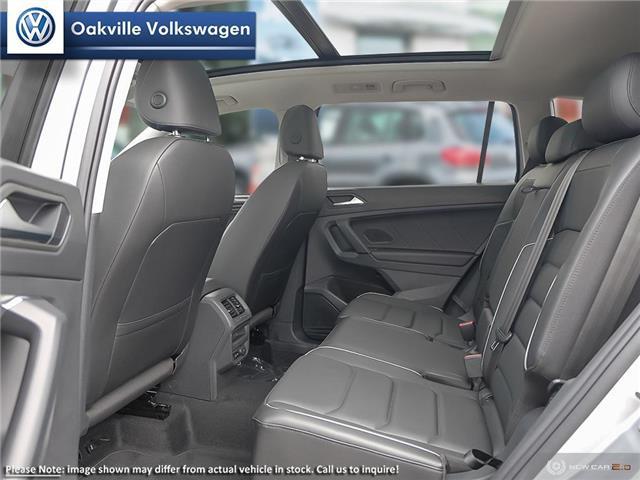 2019 Volkswagen Tiguan Highline (Stk: 21496) in Oakville - Image 21 of 23