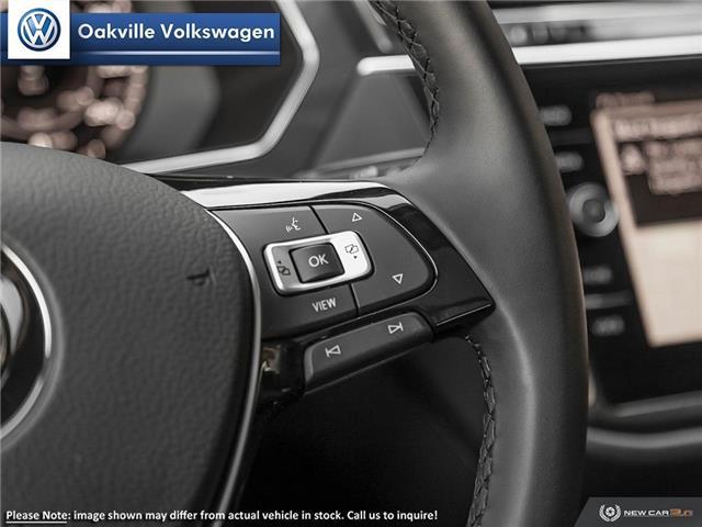 2019 Volkswagen Tiguan Highline (Stk: 21497) in Oakville - Image 15 of 23