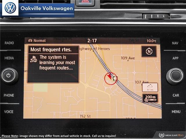 2019 Volkswagen Tiguan Highline (Stk: 21497) in Oakville - Image 18 of 23
