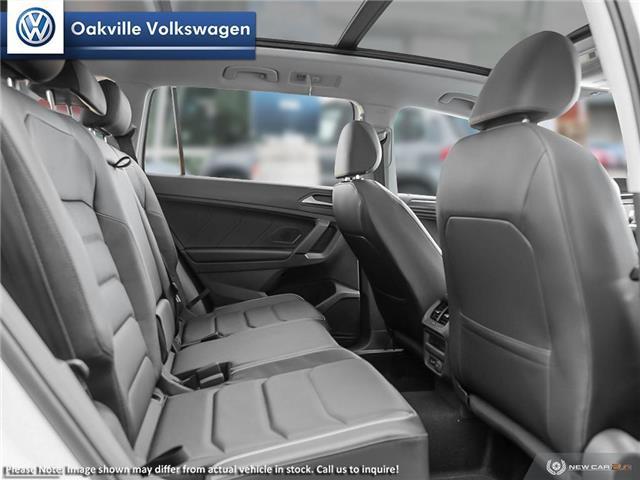 2019 Volkswagen Tiguan Highline (Stk: 21497) in Oakville - Image 21 of 23
