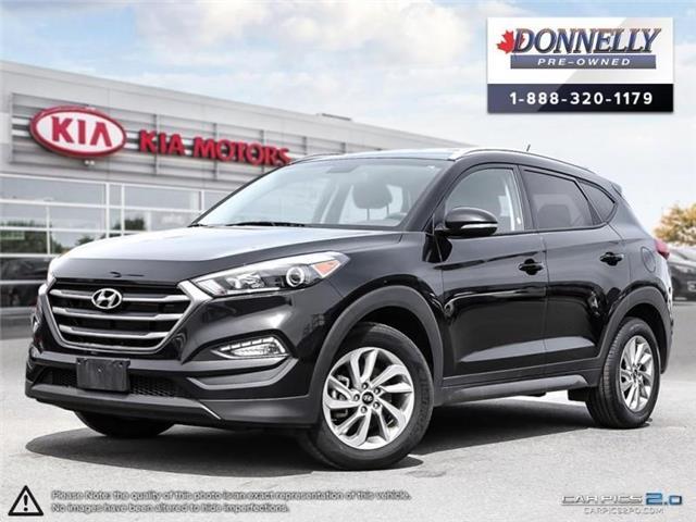 2016 Hyundai Tucson Premium (Stk: CLKUR2267A) in Kanata - Image 1 of 22