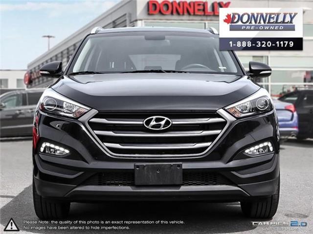 2016 Hyundai Tucson Premium (Stk: CLKUR2267A) in Kanata - Image 2 of 22