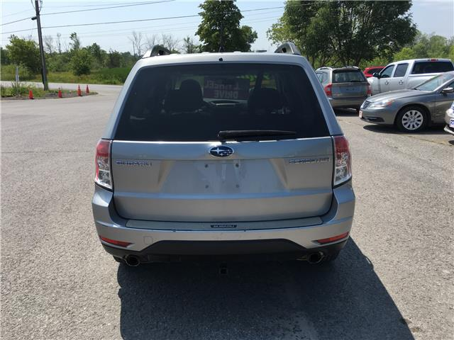 2009 Subaru Forester 2.5 X Limited Package (Stk: 2531) in Kingston - Image 5 of 11