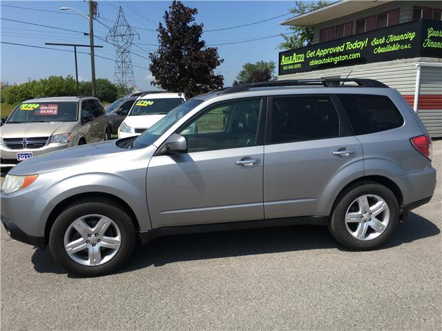 2009 Subaru Forester 2.5 X Limited Package (Stk: 2531) in Kingston - Image 7 of 11