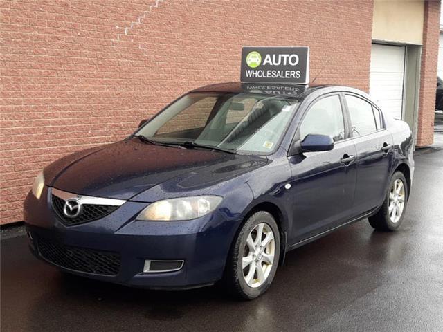 2009 Mazda Mazda3 GX (Stk: N488AP) in Charlottetown - Image 1 of 6