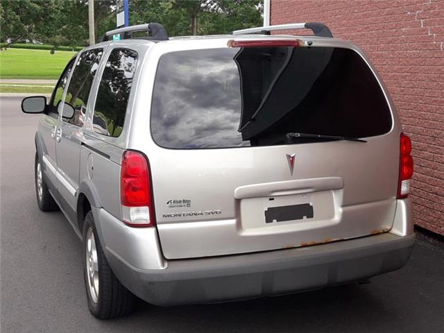 2007 Pontiac Montana SV6  (Stk: N388AP) in Charlottetown - Image 2 of 7