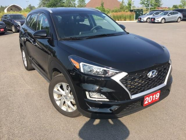 2019 Hyundai Tucson Preferred (Stk: MX1087) in Ottawa - Image 1 of 20