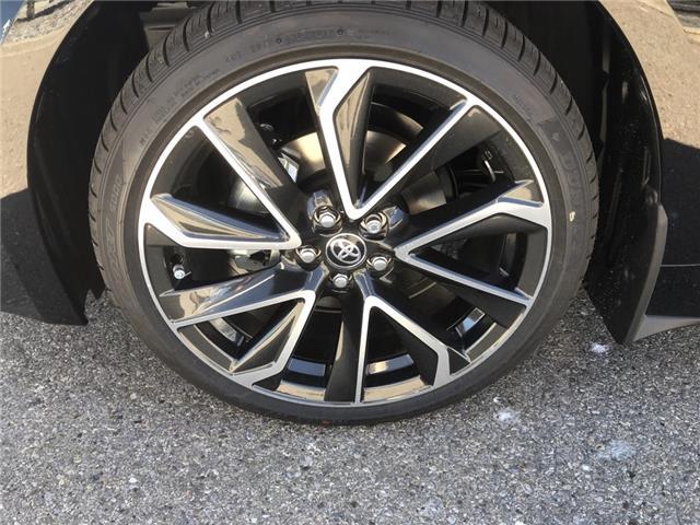2019 Toyota Corolla Hatchback SE Upgrade Package (Stk: 190375) in Cochrane - Image 10 of 15