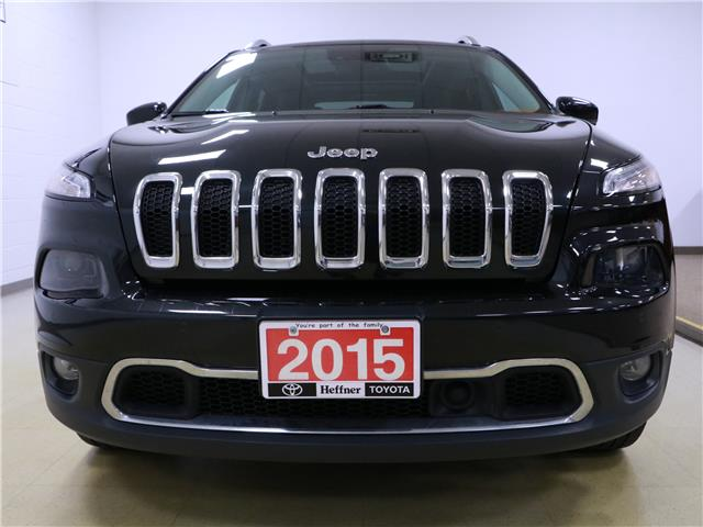 2015 Jeep Cherokee Limited (Stk: 195395) in Kitchener - Image 21 of 31
