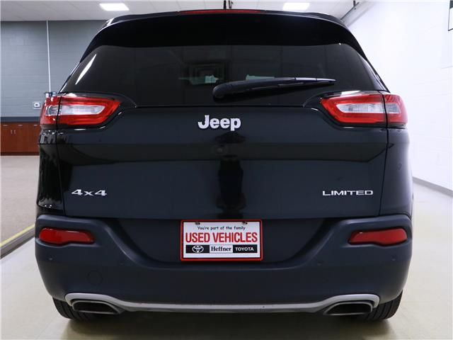 2015 Jeep Cherokee Limited (Stk: 195395) in Kitchener - Image 22 of 31