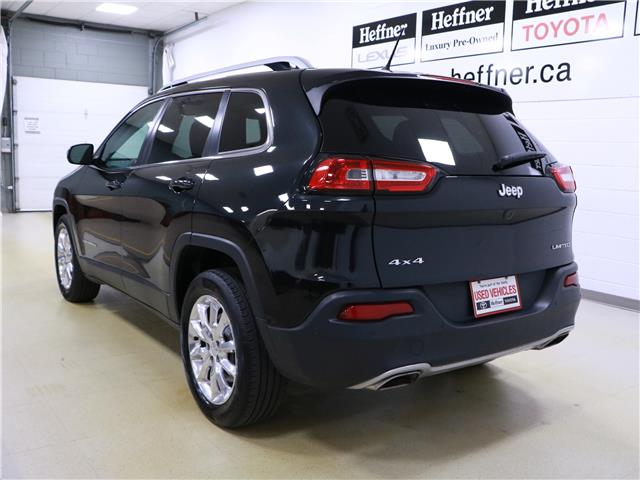 2015 Jeep Cherokee Limited (Stk: 195395) in Kitchener - Image 3 of 31