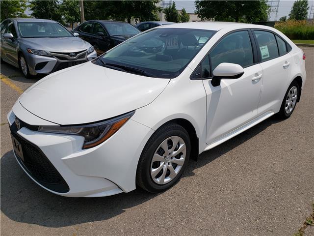 2020 Toyota Corolla LE (Stk: 20-163) in Etobicoke - Image 2 of 5