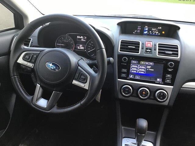 2017 Subaru Crosstrek  (Stk: SP0221) in Peterborough - Image 8 of 16
