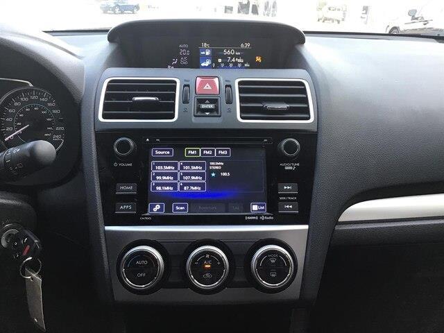 2017 Subaru Crosstrek  (Stk: SP0221) in Peterborough - Image 10 of 16