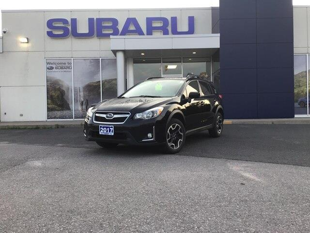 2017 Subaru Crosstrek Sport (Stk: SP0221) in Peterborough - Image 1 of 16