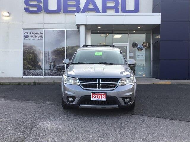 2016 Dodge Journey R/T (Stk: S3635A) in Peterborough - Image 4 of 12