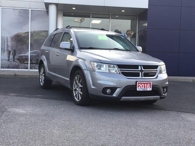 2016 Dodge Journey R/T (Stk: S3635A) in Peterborough - Image 5 of 12