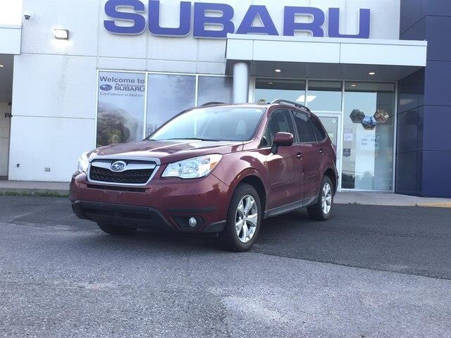 2015 Subaru Forester 2.5i Convenience Package (Stk: S3958A) in Peterborough - Image 2 of 2