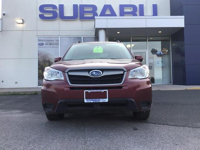 2016 Subaru Forester 2.5i (Stk: S3642A) in Peterborough - Image 5 of 15