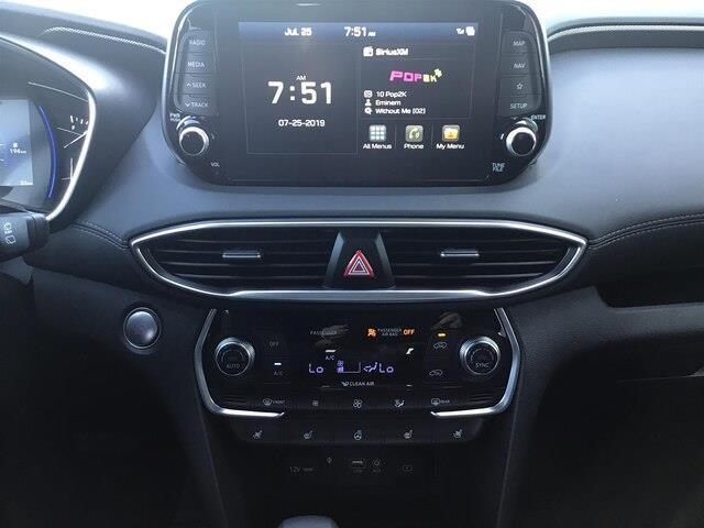 2019 Hyundai Santa Fe Ultimate 2.0 (Stk: H12125) in Peterborough - Image 12 of 19