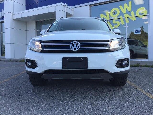 2017 Volkswagen Tiguan Wolfsburg Edition (Stk: H12104A) in Peterborough - Image 4 of 16