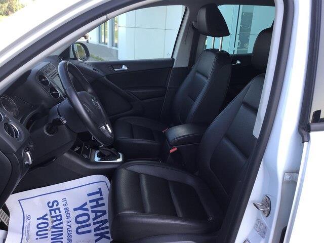 2017 Volkswagen Tiguan Wolfsburg Edition (Stk: H12104A) in Peterborough - Image 9 of 16