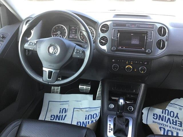 2017 Volkswagen Tiguan Wolfsburg Edition (Stk: H12104A) in Peterborough - Image 10 of 16