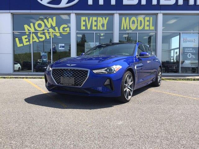 2019 Genesis G70 2.0T Prestige (Stk: H12144A) in Peterborough - Image 2 of 17