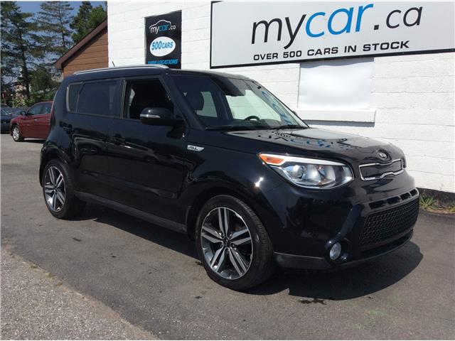 2015 Kia Soul SX (Stk: 191111) in Richmond - Image 1 of 18