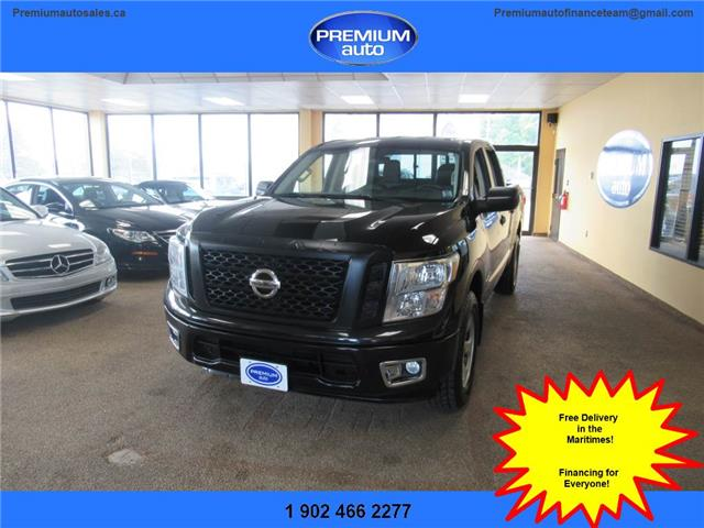 2017 Nissan Titan S (Stk: 526162) in Dartmouth - Image 1 of 19