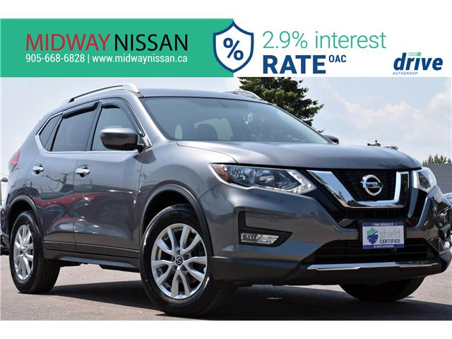 2017 Nissan Rogue SV (Stk: KC835734A) in Whitby - Image 1 of 32