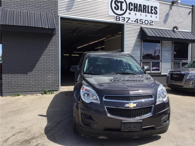 2013 Chevrolet Equinox LS (Stk: ) in Winnipeg - Image 1 of 18