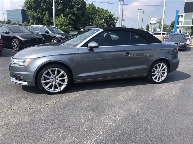 2015 Audi A3  (Stk: A3_Cab) in Oakville - Image 1 of 10