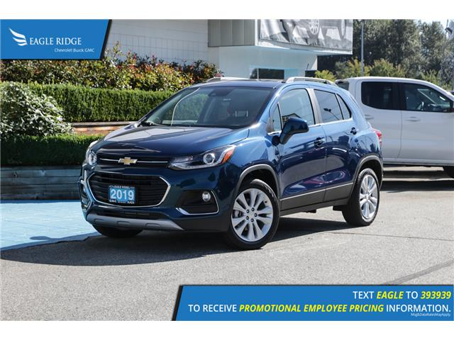 2019 Chevrolet Trax Premier (Stk: 94536A) in Coquitlam - Image 1 of 17