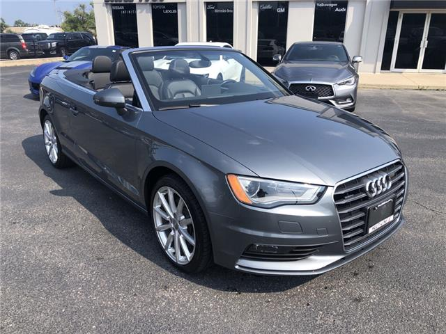 2015 Audi A3  (Stk: A3_Cab) in Oakville - Image 9 of 10